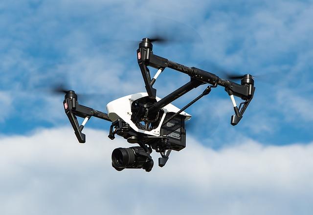 Scopri i droni professionali